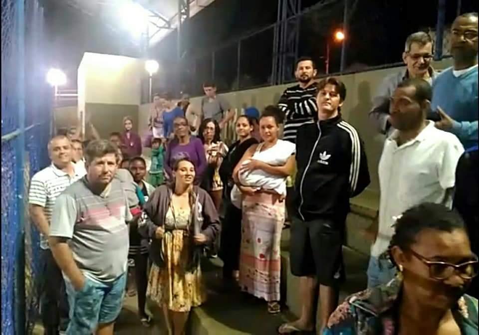 Comunidade do Bairro de Fátima - Foto Reprodução