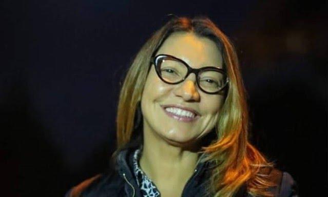Rosângela da Silva em postagem em rede social REPRODUÇÃO / FACEBOOK