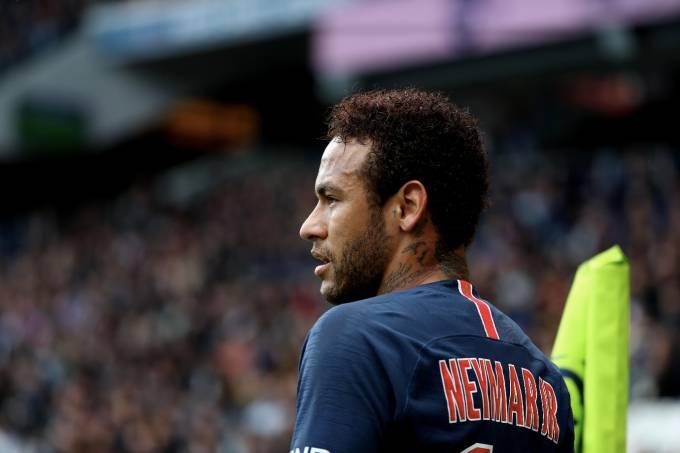 Neymar: cortado da Copa América, jogador da seleção brasileira é investigado pela polícia (Xavier Laine/Getty Images)