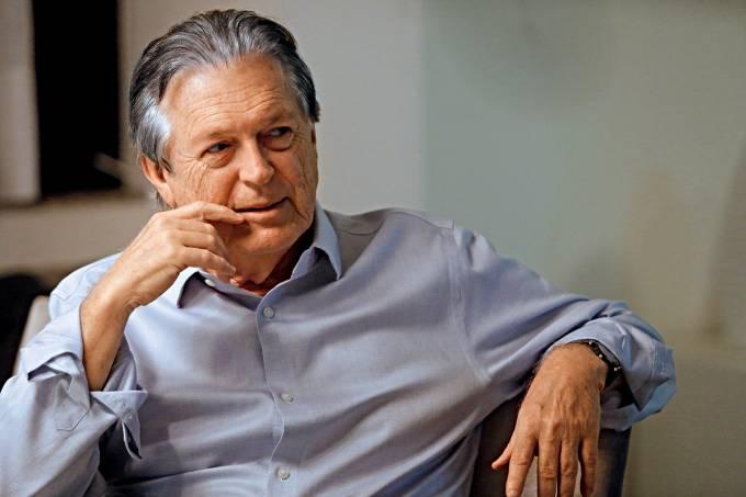 O presidente nacional do PSL, deputado Luciano Bivar (Diego Nigro/JC Imagem/Folhapress)