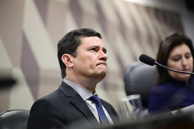 Sergio Moro (Foto: Pedro França/Agência Senado)