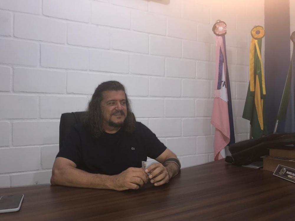 Daniel Santana- Prefeito de São Mateus