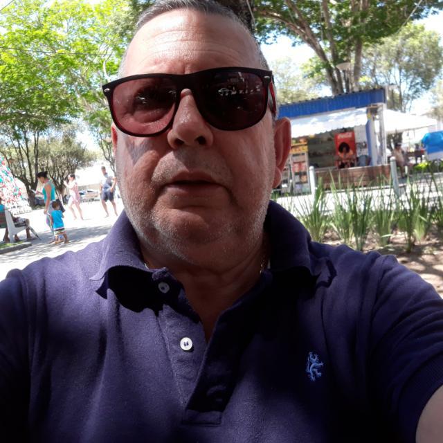 Líder Comunitário Jorge Pereira