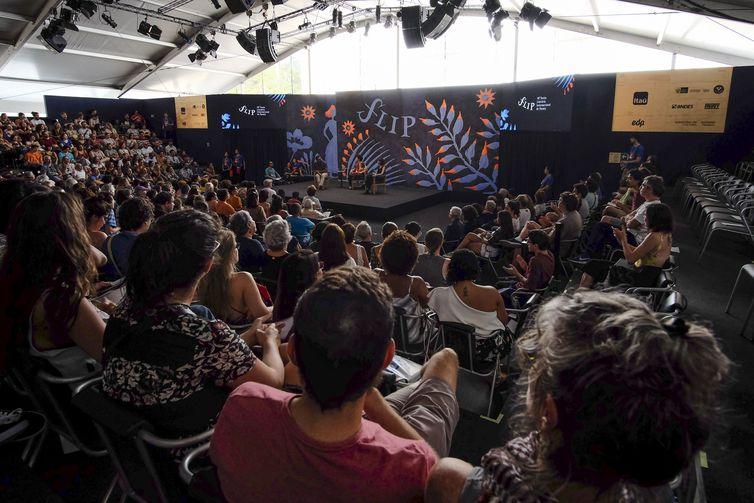 Festa Literária Internacional de Paraty (Flip) - Walter Craveiro/Flip/Direitos reservados
