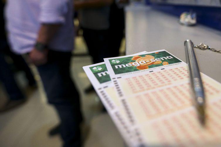 Próximo sorteio da Mega-Sena ocorrerá na quarta-feira, 17 de julho de 2019 - Marcelo Camargo/Agência Brasil