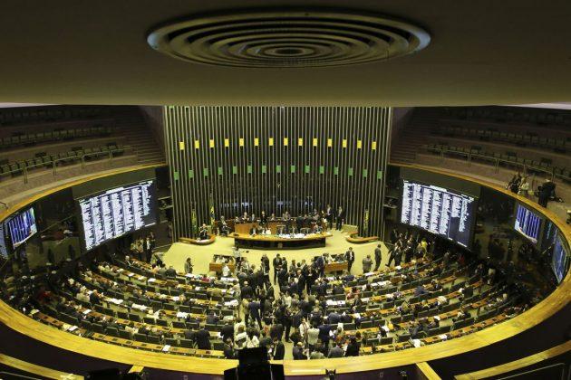 Plenário da Câmara inicia votaçao da refo