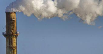 Mundo bate recorde de concentração de dióxido de carbono em 2015