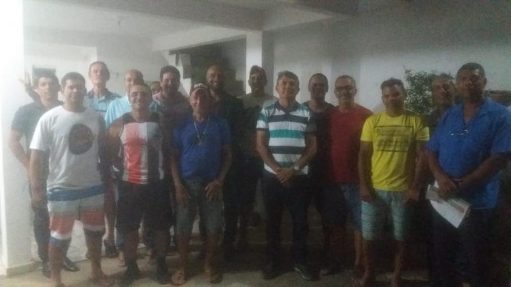 Reunião do Partido Trabalhista Cristão em Aracruz - Foto Divulgação