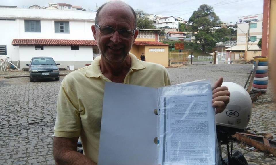 Após 40 anos, moradores do Bairro Gadioli, em João Neiva já podem obter títulos definitivos