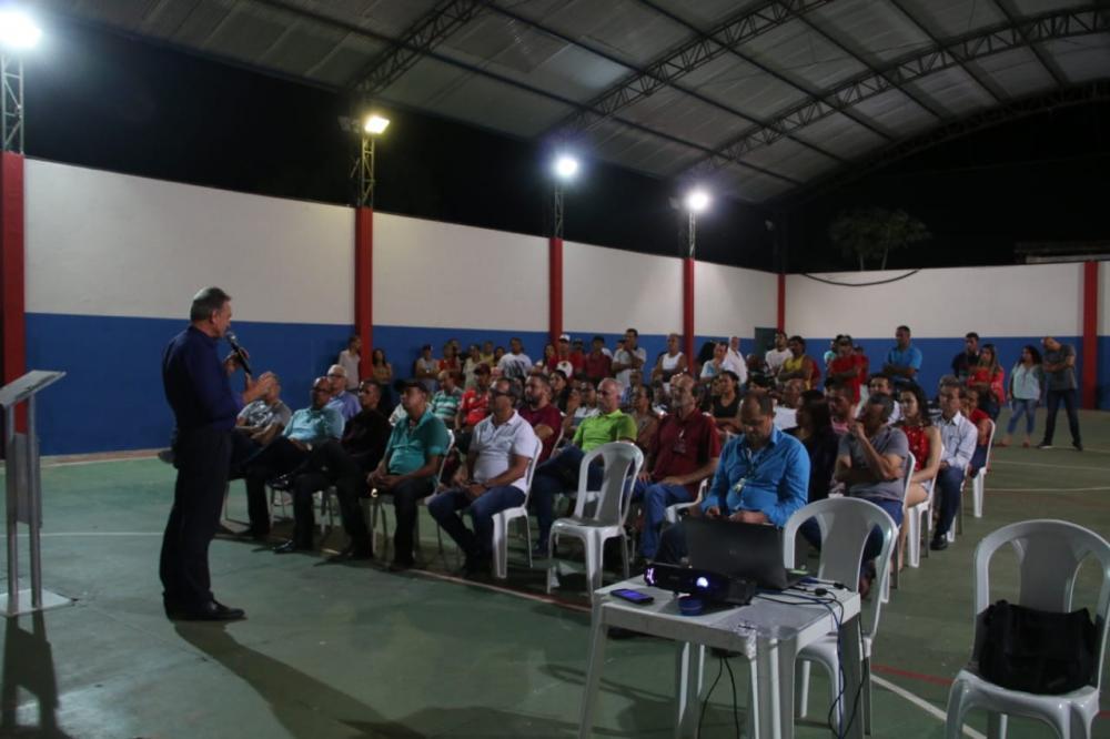 Audiência pública na comunidade de Mucurata e Cachorrinha - Foto Reprodução