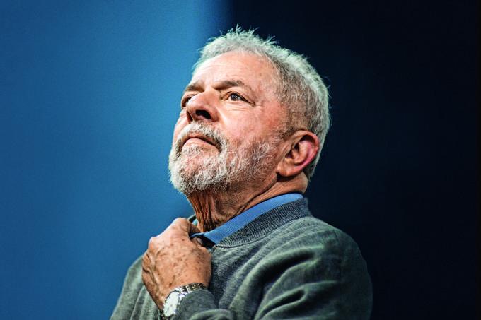 O ex-presidente Luiz Inácio Lula da Silva (Jefferson Coppola/VEJA/Dedoc)