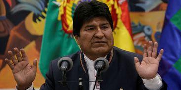Evo Morales anunciou sua renúncia do cargo de Presidente da Bolívia - Foto Reprodução AB