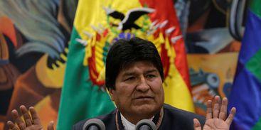 O líder boliviano renunciou ao cargo após uma onda de protestos que já durava 21 dias - Foto Reprodução