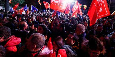Podemos e Mais País (considerado extrema-esquerda) supera apenas em seis deputados o de direita formado pelo PP, Vox e Cidadãos - Foto Reprodução