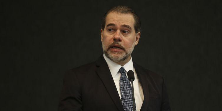 Ministro do STF Dias Toffoli - Foto Reprodução