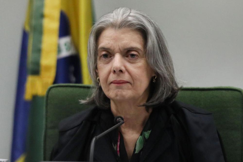 Ministra do Supremo Tribunal Federal (STF) Cármen Lúcia - Foto Reprodução