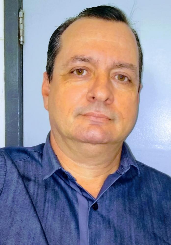 Carlos Conti, presidente do MDB de Aracruz - Foto Reprodução