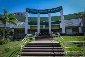Sede da Prefeitura Municipal de Cariacica - Foto Reprodução