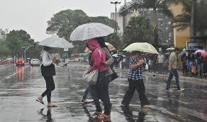 Previsão de chuva nesta segunda-feira (02)