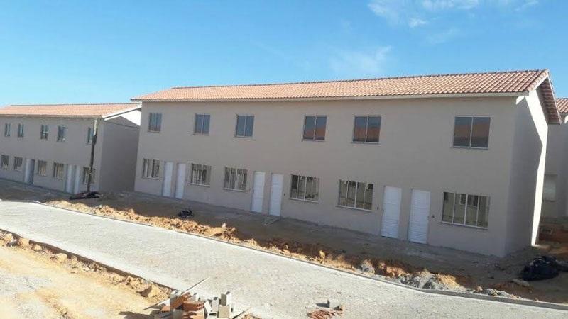 Mais de 500 famílias serão beneficiadas com a entrega das casas