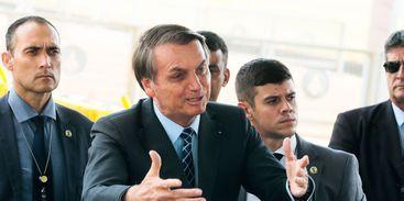 Presidente Jair Bolsonaro - Foto Reprodução