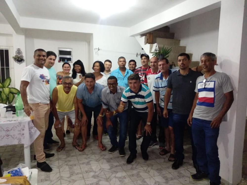 Aracruz - PTC realiza confraternização de fim de ano com filiados