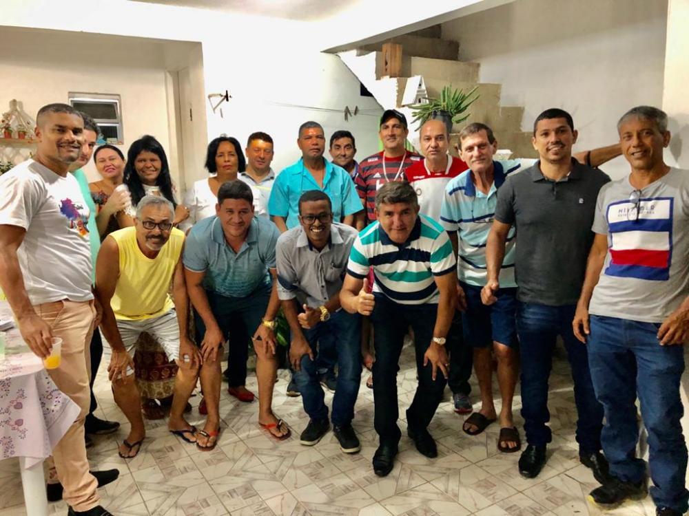 Confraternização de final de ano dos filiados Partido Trabalhista Cristão em Aracruz - Foto Divulgação