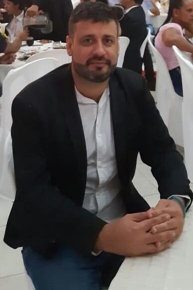 Allan Dantas, pré-candidato a Prefeito de João Neiva
