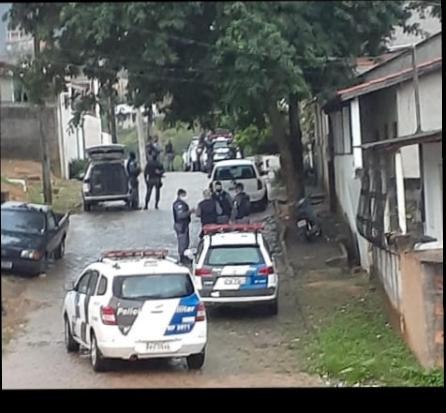 João Neiva - Sete suspeitos de envolvimento em assassinatos são presos