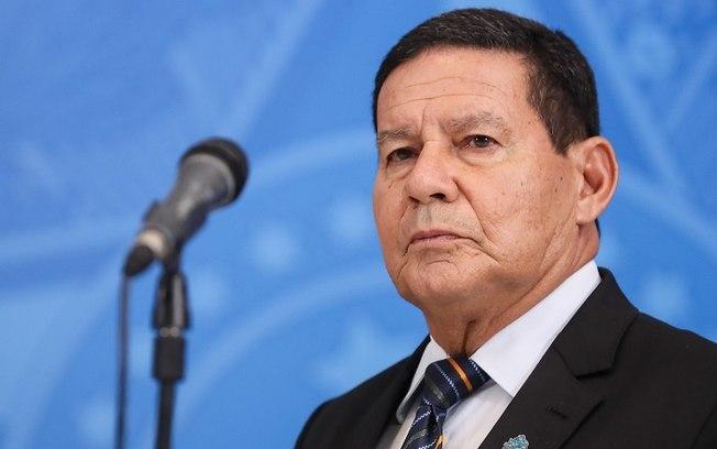 Hamilton Moura, Vice-Presidente da República - Foto Reprodução