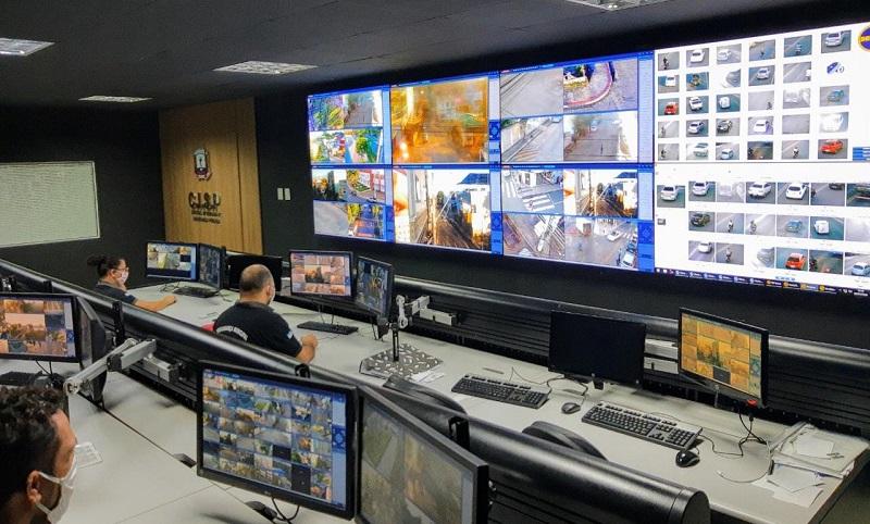 Aracruz - Videomonitoramento e Cerco Eletrônico reforçam segurança