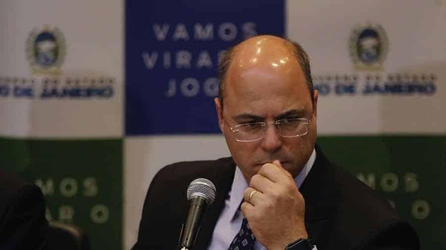 STJ nega habeas corpus preventivo para o governador do RJ, Wilson Witzel