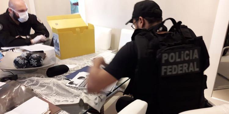 Governador do Pará é alvo de operação da Polícia Federal no Espírito Santo