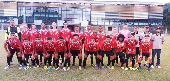 ARACRUZ – Neste sábado (10), time de Volta Redonda (RJ), faz peneira  de atletas