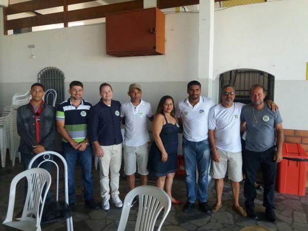 Aracruz - Encontro do PSL reúne lideranças