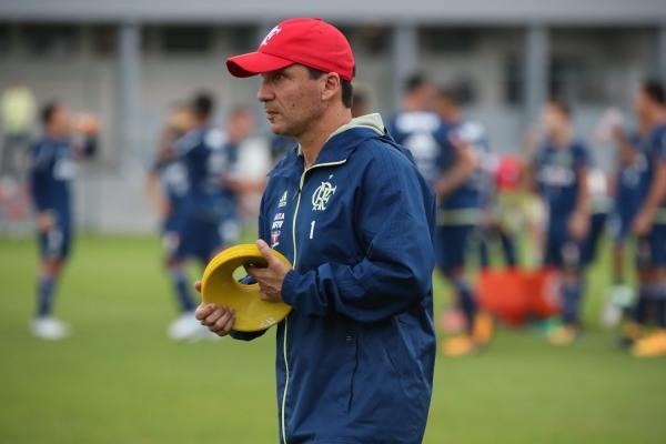 Zé Ricardo é o novo técnico do Vasco