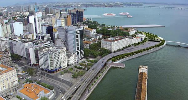 Governo entrega obra de dragagem do Porto do Rio de Janeiro
