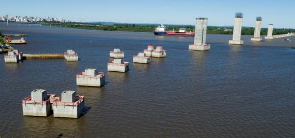 Programa Avançar destina R$ 240 milhões para concluir segunda ponte sobre o Guaíba, no RS
