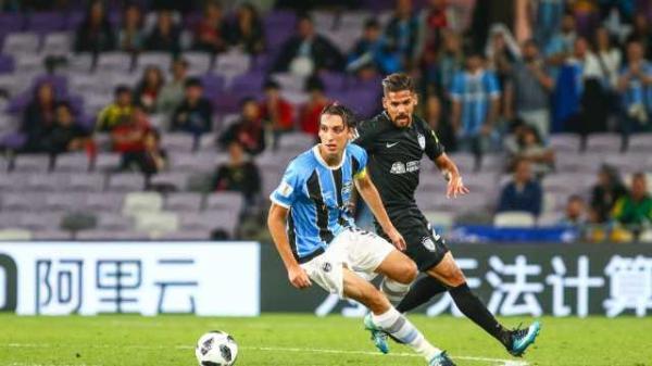 'Não devemos nunca desistir dos nossos sonhos', diz Geromel no Mundial
