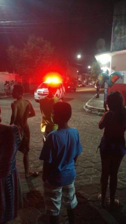 Aracruz - Homem morre vítima de bala perdida