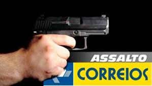 Aracruz - Agência dos correios de Coqueiral é assaltada