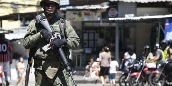 Intervenção federal entra em nova fase, diz porta-voz do CML