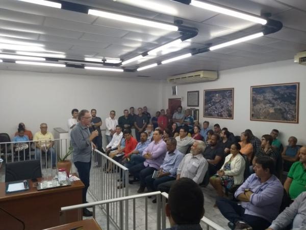 Ibiraçu - Pré-candidato do PSB ao Governo Renato Casagrande reúne lideranças da região