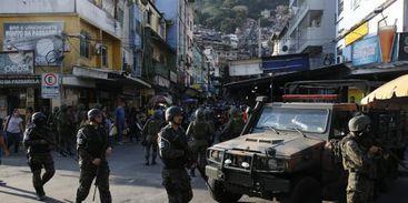 Operação em comunidades da zona sul do Rio deixa ao menos 16 presos