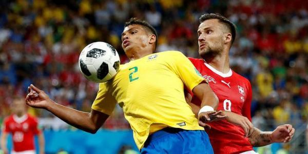 CBF cobra explicações da Fifa sobre atuação do VAR no jogo com a Suíça