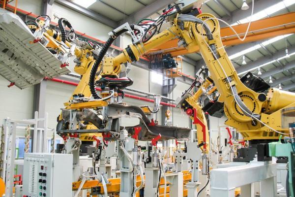 Uso de robôs na indústria/Governo do Espírito Santo/Divulgação
