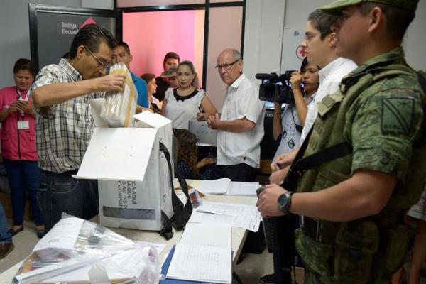 México vai às urnas hoje escolher novo presidente