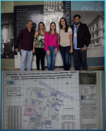 João Neiva -Prefeitura protocola no Cartório a 2° Etapa da Regularização Fundiária (Escrituras) do Bairro Monte Líbano