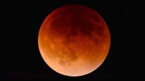 Eclipse lunar: o universo visto pelos astrônomos do Vaticano