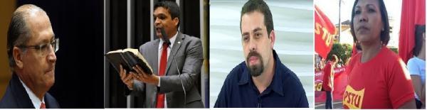 Eleição presidencial 04 candidatos já requereram registro oficialmente ao TSE